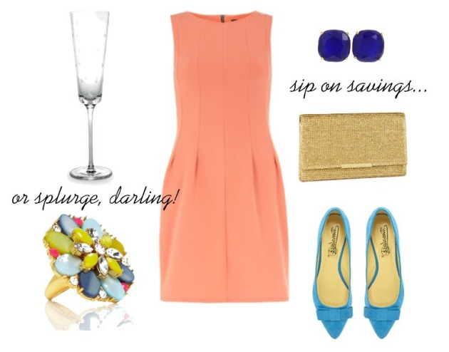 Champagne Tasting Outfit Inspiration