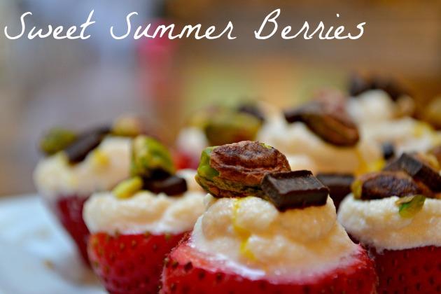 berries with pistachio R