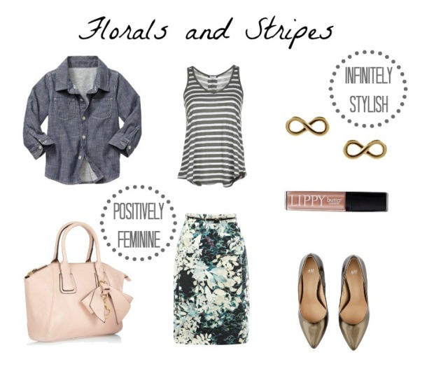 Florals and Stripes RTC