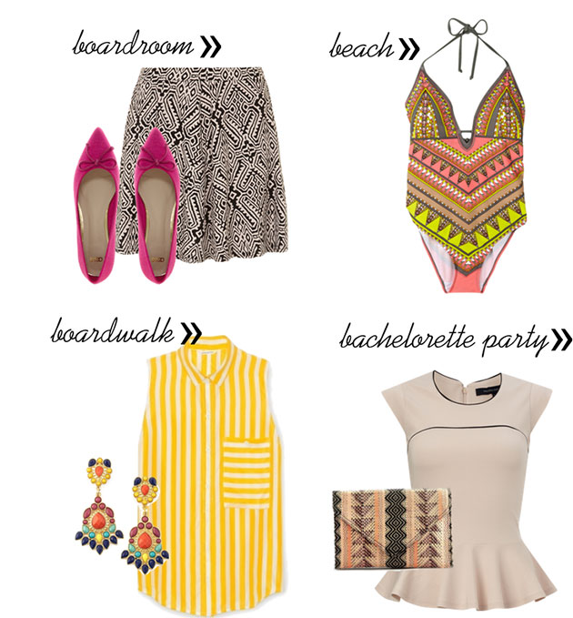 Tribal Pattern for Every Occasion