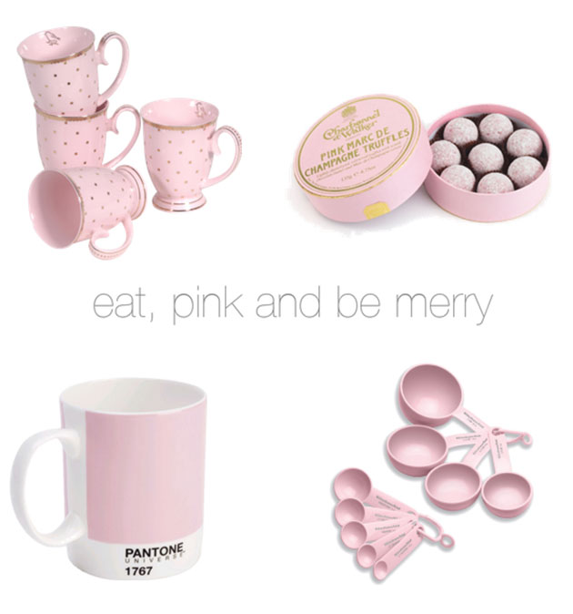 Eat, Pink & Be Merry