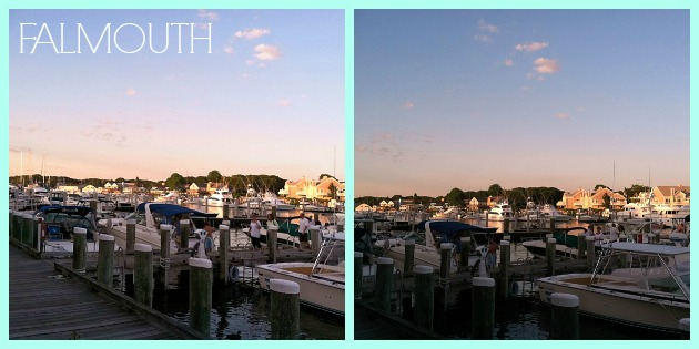 Falmouth, MA (on the Cape)