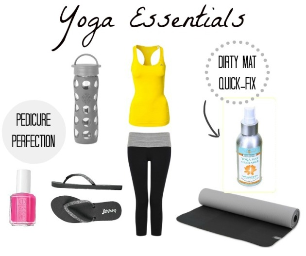 Yoga Essentials RTC
