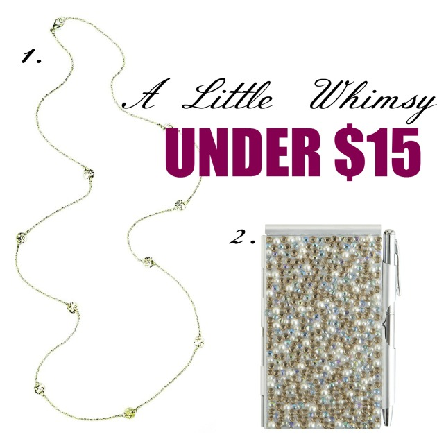 6 Items Under $15