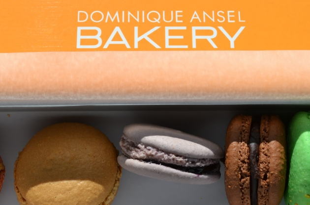 Dominique Ansel Macarons