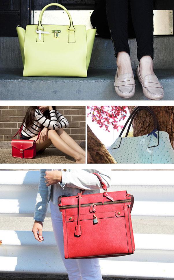 Handbags by Angela & Roi