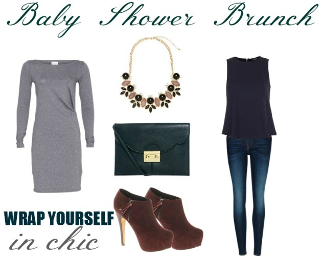 what to wear to a baby shower in the fall red tag couture