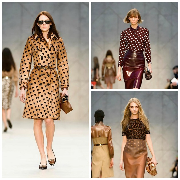 Burberry Runway Images