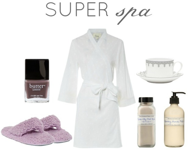 Spa Day Essentials