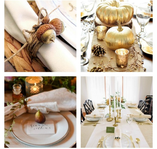Thanksgiving Tablescapes 2