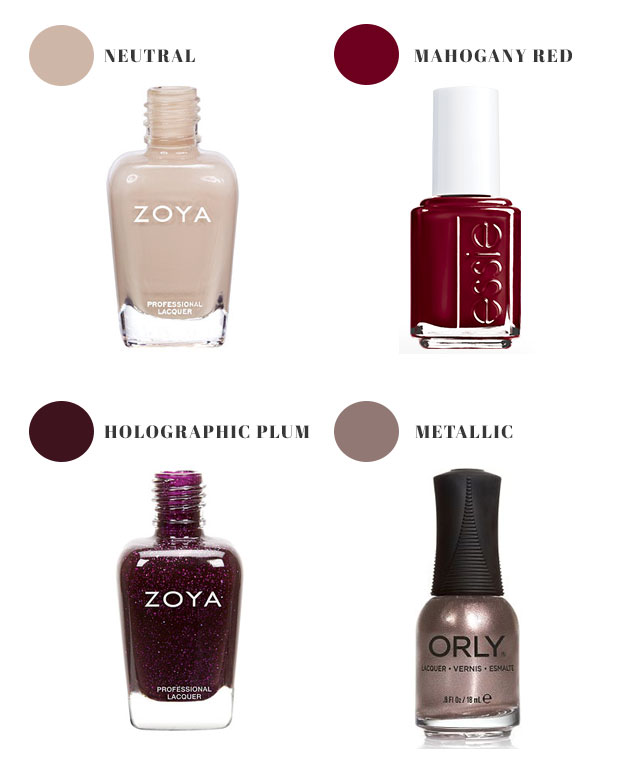 4 Nail Polishes to Have in Your Back Pocket This Winter