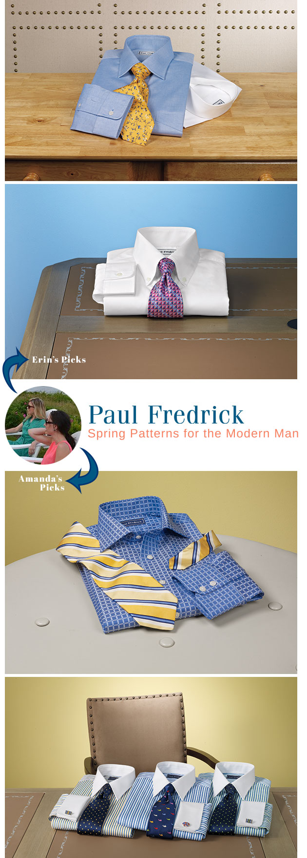 Paul Frederick Spring Launch