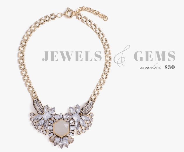 Websites for Jewelry Under $30